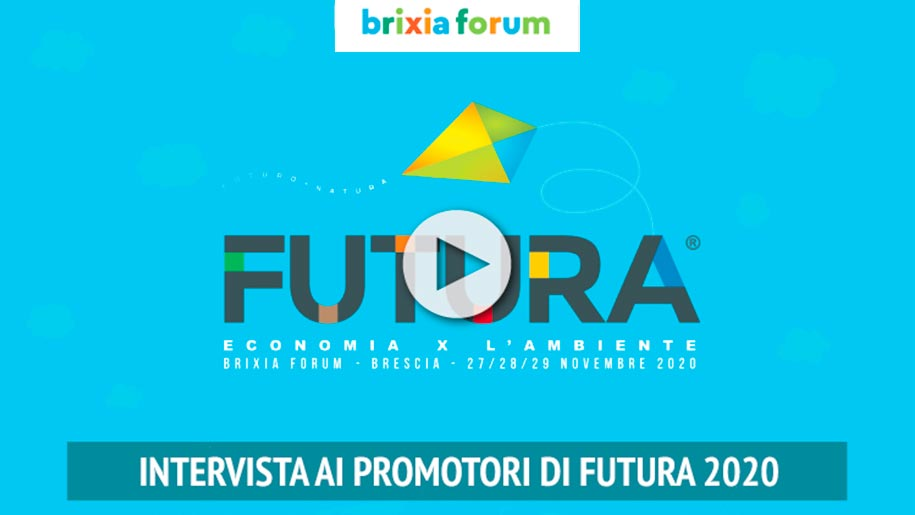 PARLIAMO DI NOI.  ON LINE LE INTERVISTE AI PROMOTORI DI FUTURA. ECONOMIA X L'AMBIENTE.