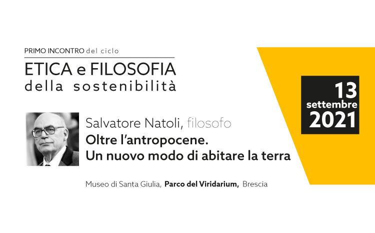 1° incontro del ciclo Etica e filosofia della sostenibilità