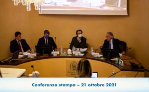 Conferenza stampa 21 Ottobre  FUTURA – 2021 OPEN TALKS