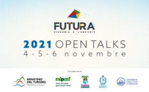 Grandi novità per FUTURA OPEN TALKS che ottiene il patrocinio di due Ministeri